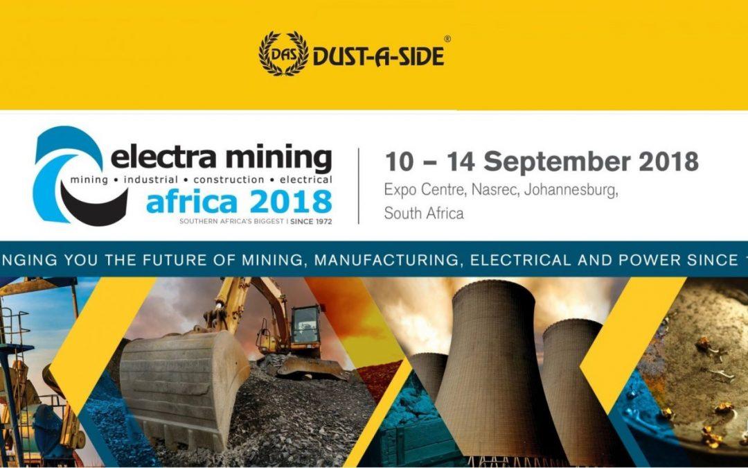 Electra Mining Africa at Expo Centre Nasrec