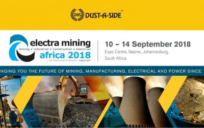 Electra Mining Africa at Expo Centre Nasrec