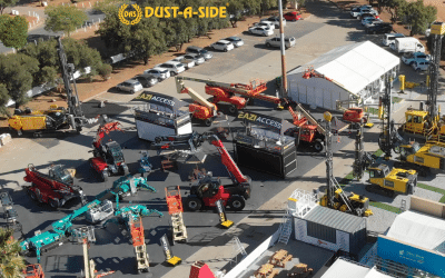 Dust-a-Side Electra Mining Africa | Video